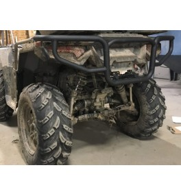 Polaris Sportsman Rear Bumper Brush Guard