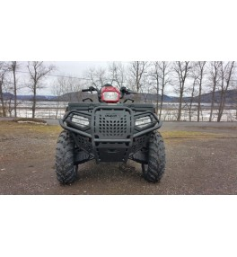 Polaris Sportsman Hunter Series Front Bumper Brush Guard