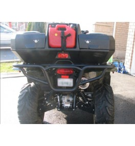 Suzuki King Quad Rear Bumper Brush Guard
