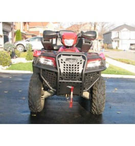 Suzuki King Quad Hunter Series Front Bumper Brush Guard
