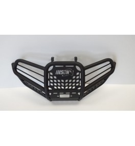 Yamaha Grizzly Kodiak Hunter Series Front Bumper Brush Guard