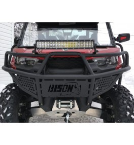 CanAm Defender Hunter Series Front Bumper Brush Guard.