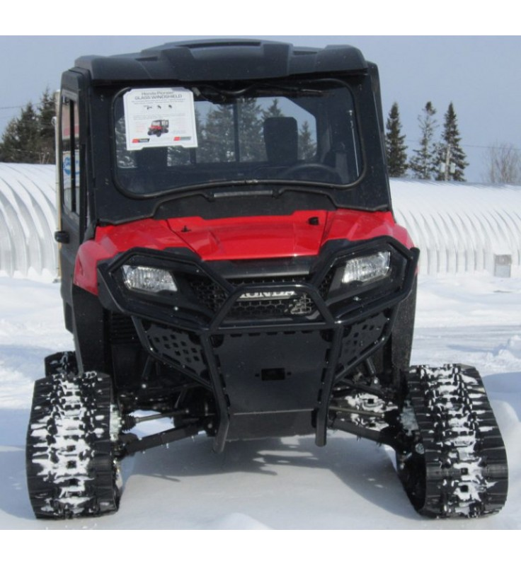 Honda Pioneer Hunter Series Front Bumper Brush Guard