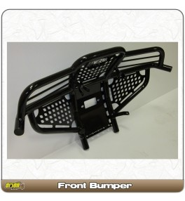 Front Bumper Brush Guard, Hunter Series