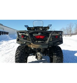 Can-Am Outlander rear brush guard